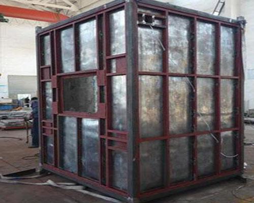 铅房生产车间