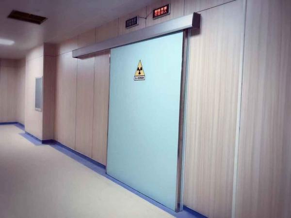 CT室铅门