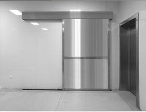 CT室防辐射铅门